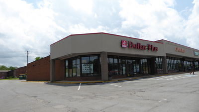 ~5,000 SF Endcap For Lease